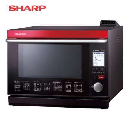 [SHARP 夏普]31公升 HEALSIO水波爐~紅 AX~WP5T~R