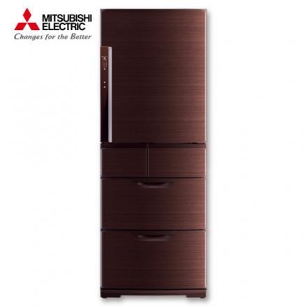 [MITSUBISHI 三菱]520公升  五門變頻電冰箱~閃耀棕 MR~BX52W~BR