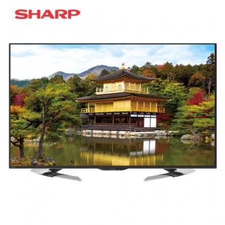 [SHARP 夏普]58型 AQUOS 4K Ultra HD TV 系列液晶電視顯示器