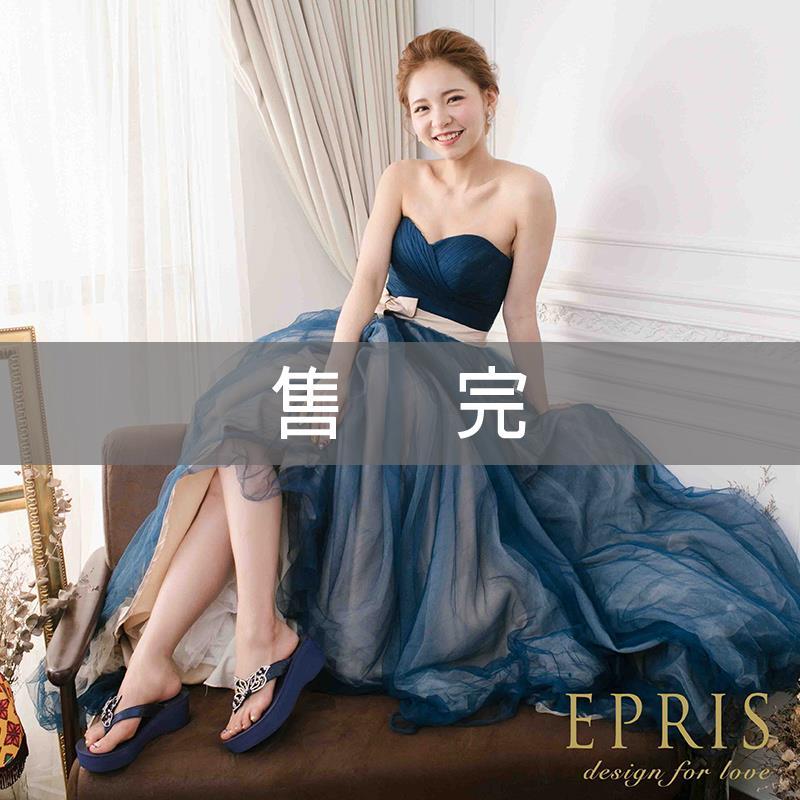 MIT小中大 蜜月鞋 蝴蝶蜜月鞋 22.5~25 EPRIS艾佩絲~寶石藍