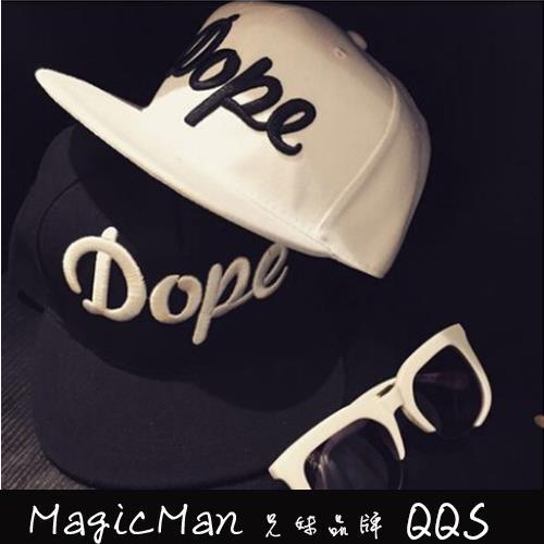 夏天棒球帽dope鴨舌帽嘻哈帽   C0017   ~Magicman兄妹品牌QQS~