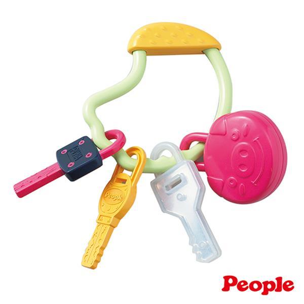 ~ People~五感刺激鑰匙圈玩具