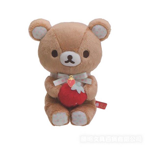 ~Rilakkuma 拉拉熊 ~15週年草莓派對絨毛公仔RK1803