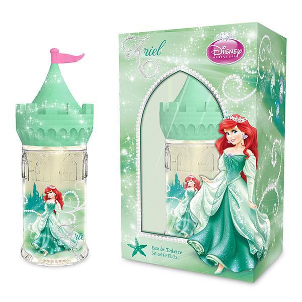 ~Disney~ Ariel 小美人魚 童話城堡淡香水 50ml