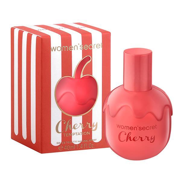 ~WOMEN'SECRET~ Cherry TEMPTATION 櫻桃誘惑 女性淡香水 4