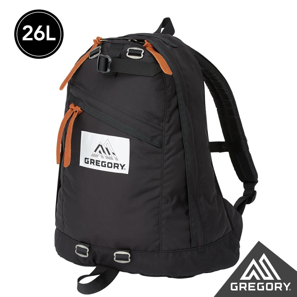 Gregory 26L BOLD DAY PACK後背包 黑