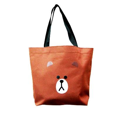 LINE_FRIENDS造型萬用袋-熊大