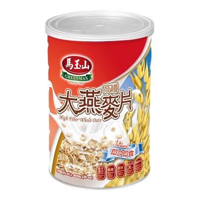 高纖大燕麥片罐裝800g