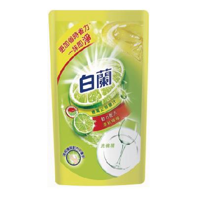 白蘭動力配方洗碗精補充包(檸檬)800g