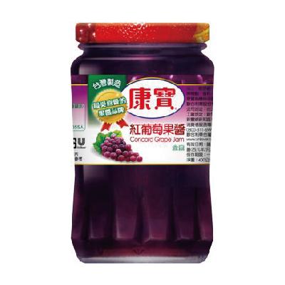 康寶果醬葡萄 400g