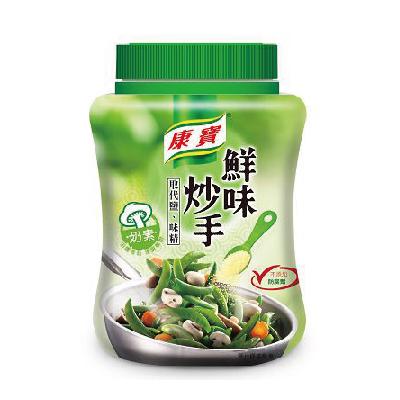 康寶鮮味炒手素食 240G