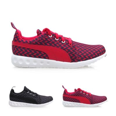 PUMA Carson Runner Glitch Wn's 女慢跑鞋^(≡排汗 ≡~02