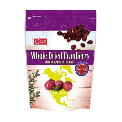 美麗果蔓越莓乾(袋)