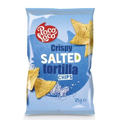 Poco海鹽風味玉米片