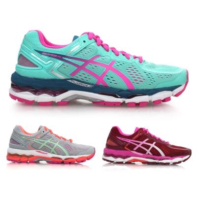ASICS GEL~KAYANO 22 女慢跑鞋 ^( 亞瑟士 路跑≡排汗 ≡~02015