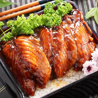 台灣蒲燒鯛魚腹排