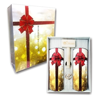 【BO雪球餅乾】冬季金耀-雙筒木槌禮盒