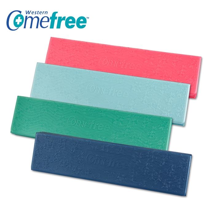 ~Comefree 康芙麗~羽量級TPE摺疊瑜珈墊 CF~81402 ^(4色^)