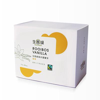 【生態綠】公平貿易南非國寶茶/香草