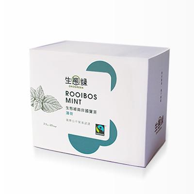 【生態綠】公平貿易南非國寶茶/薄荷