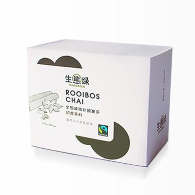 【生態綠】公平貿易南非國寶茶/印度香料