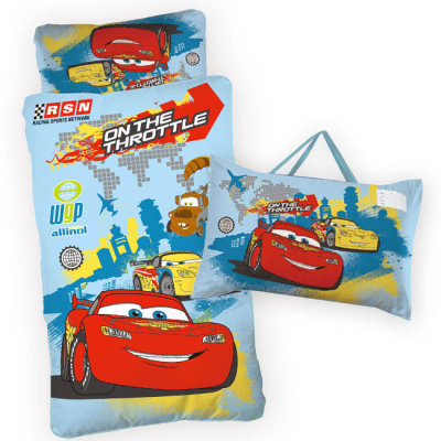 閃電麥坤Cars幼童睡袋