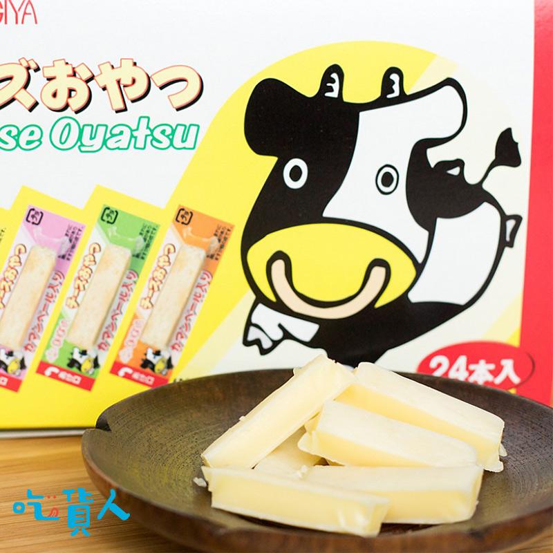 【吃貨人】〖小包裝〗扇屋加曼貝爾起司24枚