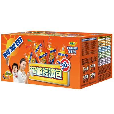 阿華田 減糖超值經濟包(20gx36入)