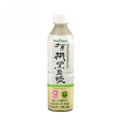 【里仁】有機黑豆漿 450g/瓶