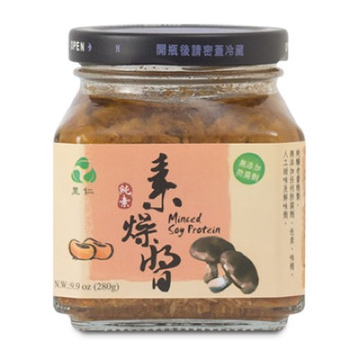 【里仁】 素燥醬 280g/瓶