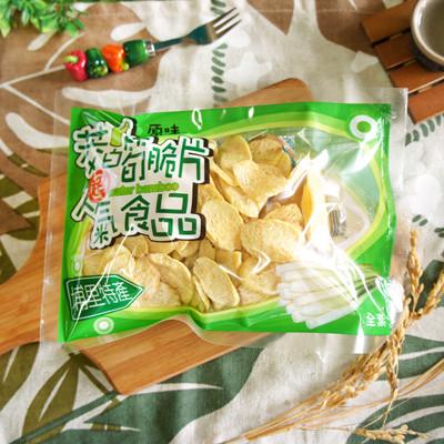 【南投埔里鎮農會】茭白筍脆片-原味