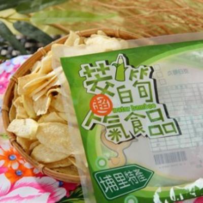 【南投埔里鎮農會】茭白筍脆片-芥末