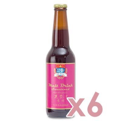 【即期優惠】【里仁】 東南黑麥原汁-有糖330ml*6瓶/組