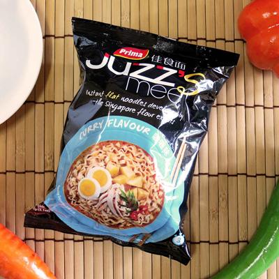 【Prima】佳食麵(咖哩)Juzz's Mee Curry Flavor