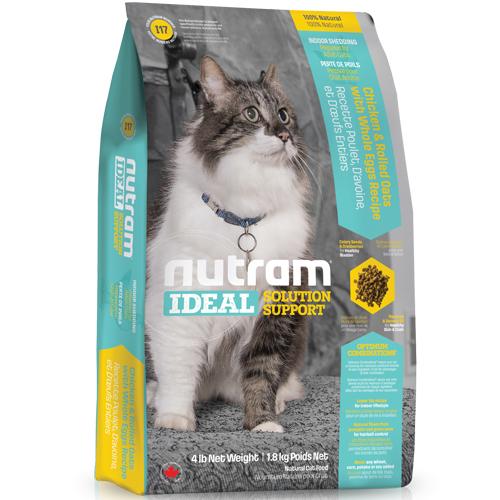 ~新品體驗價~≡OscarPet≡紐頓I17室內化毛成貓^(雞肉燕麥^)1.8kg