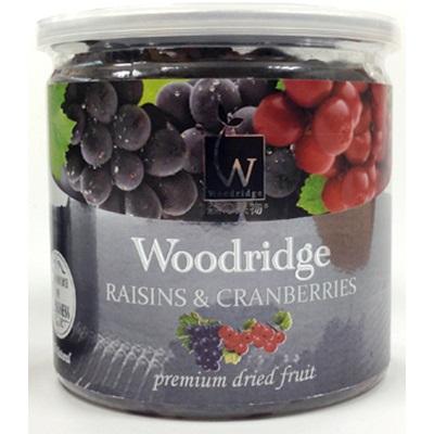 智利【森之果物】嚴選智利特大葡萄乾+蔓越莓乾