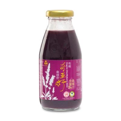 【里仁】有機奇亞籽桑椹飲 290ml/瓶