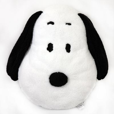 【史努比SNOOPY】頭型暖手抱枕