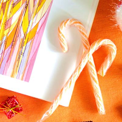 聖誕旋律柺杖糖-黃色