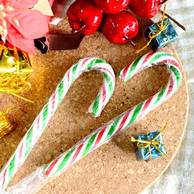 聖誕旋律柺杖糖-紅綠雙色