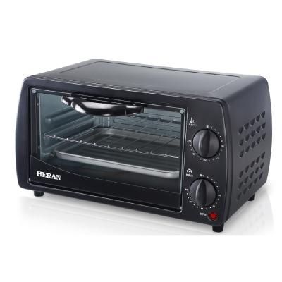 【禾聯】9L二旋鈕烤箱09K1