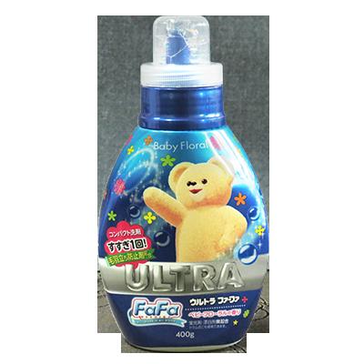 【FaFa】日本FaFa濃縮洗衣精-寶貝花香