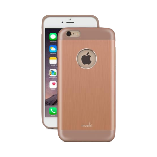〈moshi〉 iGlaze Armour for iPhone 6 6S 超薄鋁製保護背