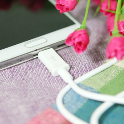 Android Micro USB 多功能二合一充電傳輸線