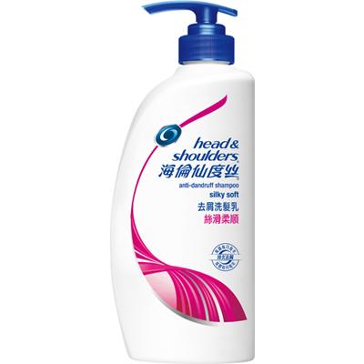 【海倫仙度絲】滑柔順750ML洗髮乳