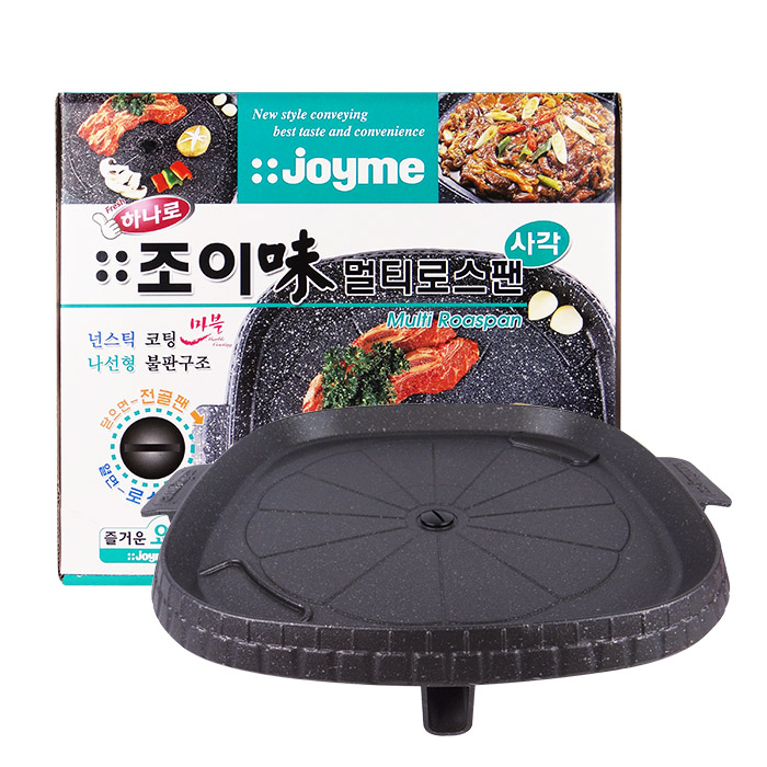 韓國Joyme方形排油烤盤乙入多 韓國烤肉 油切烤盤~ROLI302C~限宅配寄送