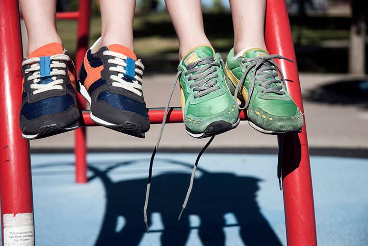 一秒綁鞋帶魔術磁扣 磁力鞋扣 魔磁扣 強力磁扣 免綁鞋帶 懶人鞋^~不附鞋帶^~
