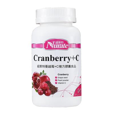 紐萊特蔓越莓 C複方膠囊食品