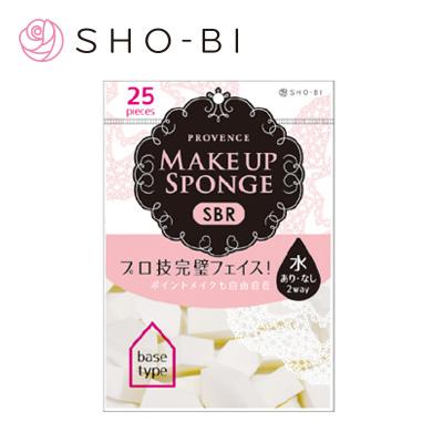 ~SHO~BI~SBR海綿粉撲 型25P