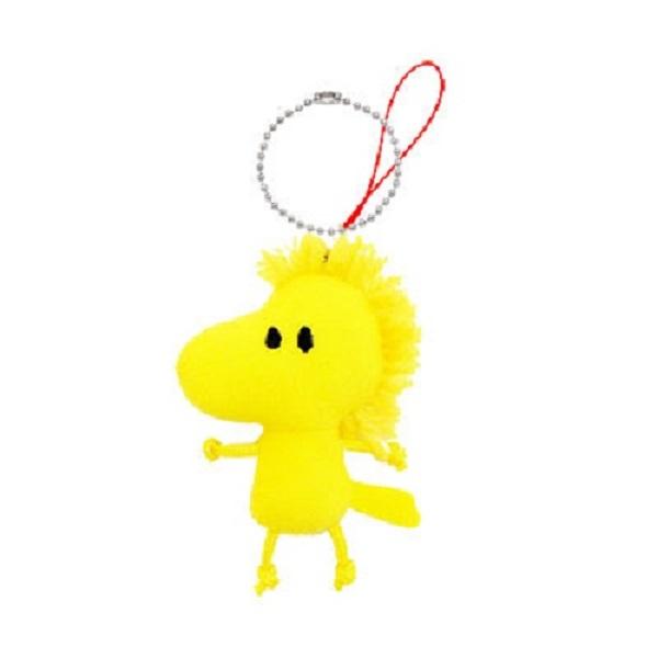 【史努比SNOOPY】花生家族吊飾娃娃- 胡士托